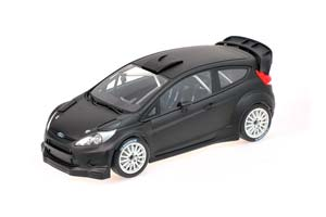 Ford Fiesta RS WRC 2011 Flat Black Limited Edition 1002 pcs.