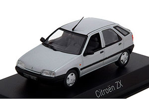 CITROEN ZX 1991 QUARTZ GREY