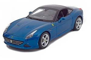 Ferrari New California T Hardtop 2014 Blue Metallic/Black