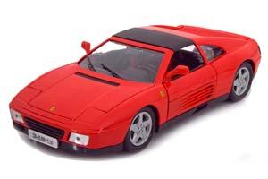 FERRARI 348 TS 1989-1995 RED