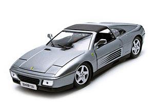 Ferrari 348 TS 1994 Silver