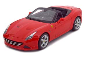 Ferrari New California T Cabriolet 2014 Red