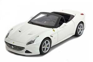 Ferrari New California T open 2014 White
