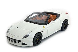 Ferrari New California T Hardtop Open 2014 White