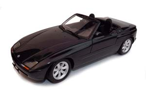 BMW Z1 CONVERTIBLE 1988 BLACK METALLIC *БМВ БИМЕР БУМЕР