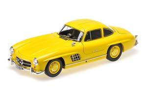 MERCEDES-BENZ 300 SL (W198 I) 1954 YELLOW