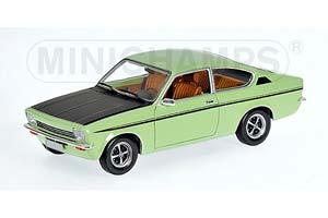 Opel Cadett C SR Coupe 1976 Green