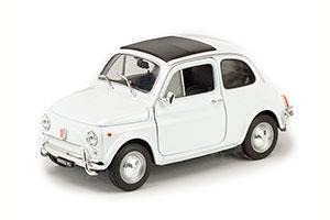 FIAT 500 1957 WHITE