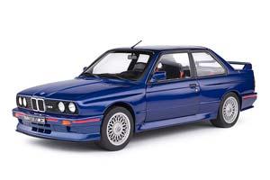 BMW M3 E30 COUPE 1990 BLUE