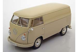VW VOLKSWAGEN T1 BUS PANEL VAN 1963 BEIGE
