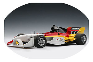 A1 Grand Prix of Nations 2007 Overall Winner Team Germany