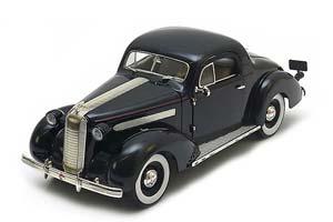 PONTIAC DELUXE 1936 BLACK