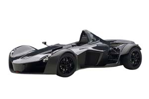 BAC MONO 2011 METALLIC BLACK