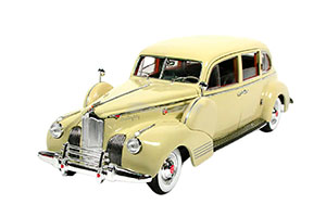 PACKARD LIMOUSINE 1941 IVORY WHITE