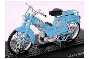 MOTOBECANE AV 65 1965 BLUE