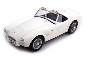 AC COBRA 289 1963 WHITE