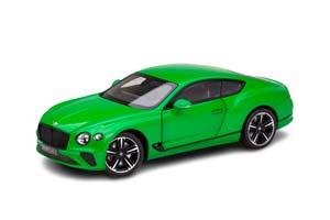 BENTLEY NEW CONTINENTAL GT 2018 APPLE GREEN