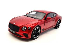 BENTLEY NEW CONTINENTAL GT 2018 CANDY RED