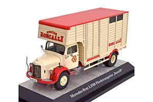 MERCEDES L3500 RONCALLI 1958 *BENZ BENC МЕРСЕДЕС БЕНС МЕРСИДЕС МЕРСЕДЕЗ БЕНЦ