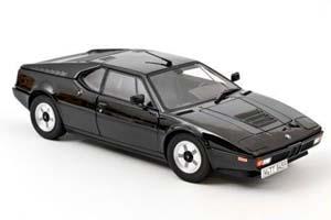 BMW M1 1980 BLACK