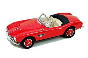 BMW 507 CABRIOLET 1956 RED *БМВ БИМЕР БУМЕР