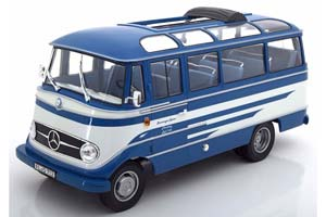 MERCEDES O319 1957 BLUE/BEIGE