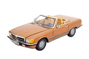 MERCEDES R107 300SL 1986 BROWN *BENZ BENC МЕРСЕДЕС БЕНС МЕРСИДЕС МЕРСЕДЕЗ БЕНЦ