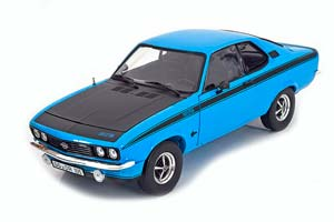 Opel Manta GT/E 1975 Blue/Black