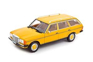 MERCEDES W123 200 T WAGON (S123) 1982 YELLOW