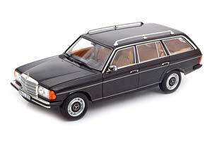 MERCEDES W123 200 T WAGON (S123) 1982 BLACK