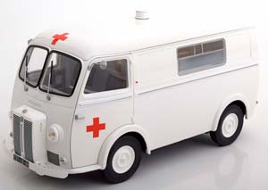 PEUGEOT D4B AMBULANCE (EMERGENCY MEDICAL ASSISTANCE) 1963 WHITE