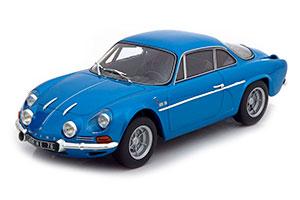 RENAULT ALPINE A110 1600S 1971 BLUE METALLIC