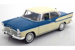 SIMCA VEDETTE CHAMBORD 1960 TROPIC GREEN/CHINA IVORY