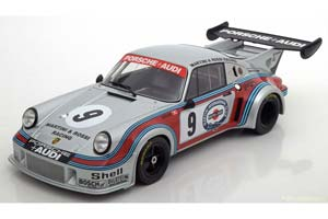 Porsche 911 RSR 2.1 Turbo No.9 6h Watkins Glen 1974 Martini Muller/van Lennep Limited Edition 1000 pcs.