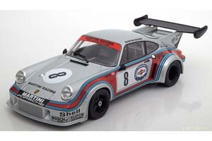 Porsche 911 RSR 2.1 Turbo No.8 750 km Nurburgring 1974 Martini Muller/van Lennep Limited Edition 1000 pcs.