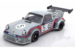 Porsche 911 RSR 2.1 Turbo No.5 1000 Km Brands Hatch 1974 Martini Muller/Van Lennep Limited Edition 1000 Pcs.