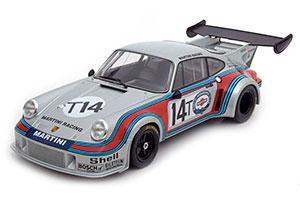 Porsche 911 RSR 2.1 Turbo No.14T Practice 1000 Km SPA 1974 Martini Muller/Van Lennep Limited Edition 1000 Pcs.