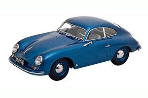 PORSCHE 356 COUPE 1952 BLUE