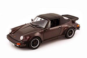 PORSCHE 911 TURBO 3.3 CABRIO 1974 BROWN METALLIC