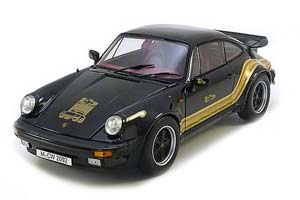 Porsche 911 Turbo 3.3 B&B Design 1976 Black