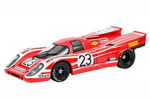 PORSCHE 917K #23 WINNER 24H LE MANS 1970 R. ATTWOOD H. HERRMANN *ПОРШЕ ПОРШ