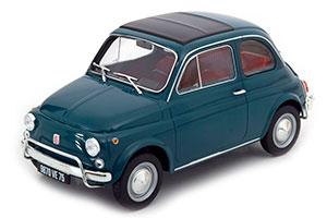 FIAT 500L 1968 BLUE