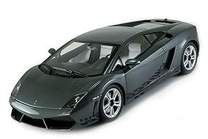 Lamborghini Gallardo LP560-4 2009 Dark Gray Metallic