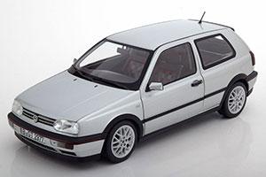 VW VOLKSWAGEN GOLF III GTI 20TH ANNIVERSARY (3-ДВЕРИ) 1996 SILVER