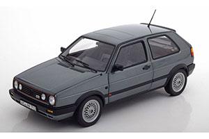 VW VOLKSWAGEN GOLF II GTI (3-DOORS) 1990 GREY METALLIC