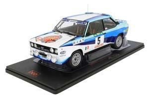 FIAT 131 ABARTH #5 WORLD CHAMPION W.RÖHRL/GEISTDÖRFER RALLY PORTUGAL 1980