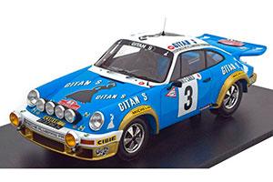 PORSCHE 911 WINNER RALLY MONTE CARLO 1978 GITAN NICOLAS/LAVERNE