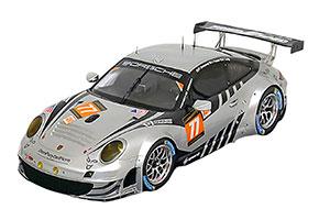 PORSCHE 911 (997) GT3 RSR #77 LE MANS 2013 DEMPSEY/FOSTER/LONG