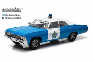 Chevrolet Biscayne Chicago Police Department 1967 Police