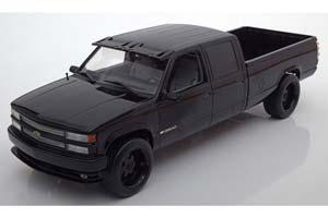 Chevrolet Silverado C 2500 Crew Cab 1997 Black